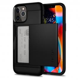 Spigen Slim Armor CS iPhone 12 Pro Max - Black (ACS01623)