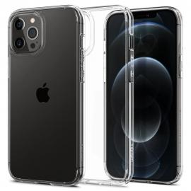 Spigen Ultra Hybrid iPhone 12 / 12 Pro - Crystal Clear (ACS01702)