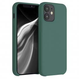KW TPU Soft Flexible Rubber iPhone 12 Mini - Forest Green (52640.166)