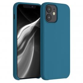 KW TPU Soft Flexible Rubber iPhone 12 Mini - Teal Matte (52640.57)