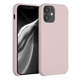 KW TPU Soft Flexible Rubber iPhone 12 Mini - Dusty Pink (52640.10)