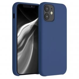 KW TPU Soft Flexible Rubber iPhone 12 Mini - Dark Blue (52640.17)