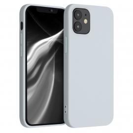 KW TPU Silicone Case iPhone 12 Mini - Light Grey Matte (53042.70)