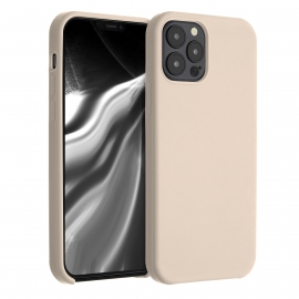KW TPU Soft Flexible Rubber iPhone 12 / 12 Pro - Mother Of Pearl (52641.154)