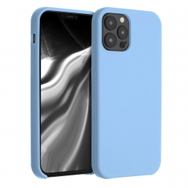 KW TPU Soft Flexible Rubber iPhone 12 / 12 Pro - Dove Blue (52641.161)