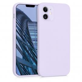KW TPU Silicone Case iPhone 12 Mini - Lavender (53042.108)