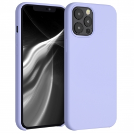 KW TPU Soft Flexible Rubber iPhone 12 Pro Max - Light Lavender (52644.139)