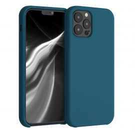 KW TPU Soft Flexible Rubber iPhone 12 / 12 Pro - Teal Matte (52641.57)