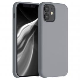 KW TPU Soft Flexible Rubber iPhone 12 Mini - Titanium Grey (52640.155)
