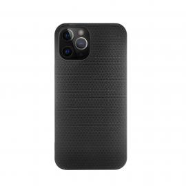 Vivid Case Liquid Air Apple iPhone 12 / 12 Pro - Black (VISILI139BK)