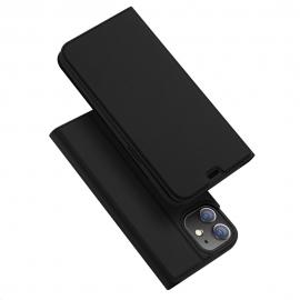 DuxDucis SkinPro Wallet Case iPhone 12 mini - Black