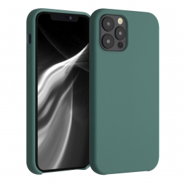 KW TPU Soft Flexible Rubber iPhone 12 / 12 Pro - Forest Green (52641.166)