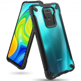 Ringke Fusion-X PC Case Xiaomi Redmi Note 9 - Black