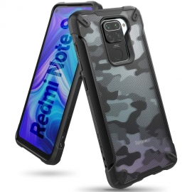 Ringke Fusion-X PC Case Xiaomi Redmi Note 9 - Camo Black