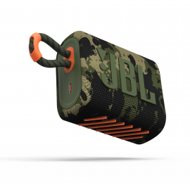 JBL Bluetooth Speaker GO3 Waterproof - Squad (JBLGO3SQUAD)