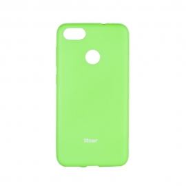 Roar Colorful Jelly Case Huawei P9 Lite Mini - Lime