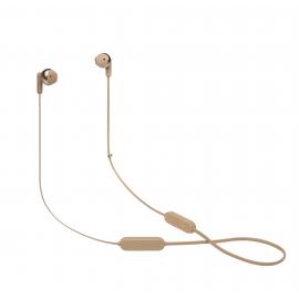 JBL Bluetooth Neckband Tune 215 Gold (JBLT215BTCGD)