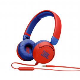 JBL Headphones JR310 For Kids - Red (JBLJR310RED)