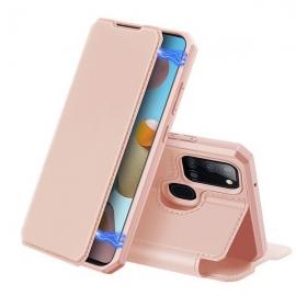 DuxDucis Skin X Bookcase Samsung Galaxy A21s - Pink