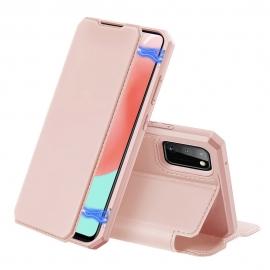 DuxDucis Skin X Bookcase Samsung Galaxy A31 - Pink