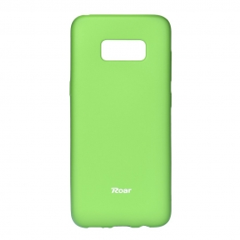 Roar Colorful Jelly Case Samsung Galaxy S8 - Lime