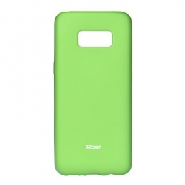 Roar Colorful Jelly Case Samsung Galaxy S8 Plus - Lime