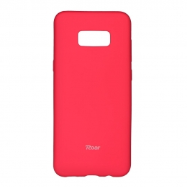 Roar Colorful Jelly Case Samsung Galaxy S8 Plus - Hot Pink