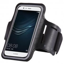 "OEM Universal Running Armband for 6"" Smartphones - Black"