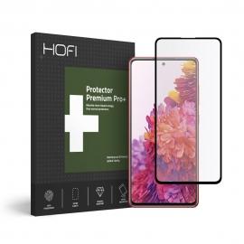 Hofi Hybrid Full Face Tempered Glass Samsung Galaxy S20 FE - Black