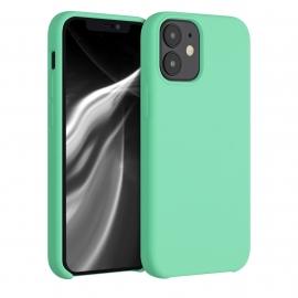 KW TPU Soft Flexible Rubber iPhone 12 Mini - Peppermint Green (52640.147)