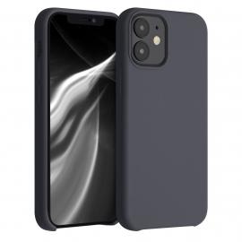 KW TPU Soft Flexible Rubber iPhone 12 Mini - Black Matte (52640.47)