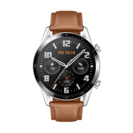 Huawei Watch GT 2 Brown Leather