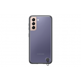 Samsung Clear Protective Cover Galaxy S21 - Black (EF-GG991CBEGWW)