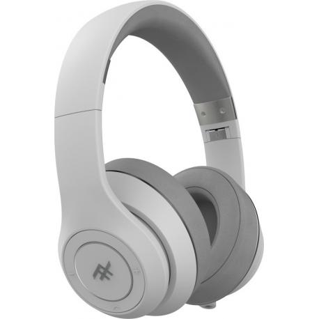 iFrogz Impulse 2 Wireless Headphones with mic - White (304104275)