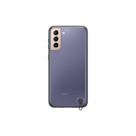 Samsung Clear Protective Cover Galaxy S21 Plus - Black (EF-GG996CBEGWW)