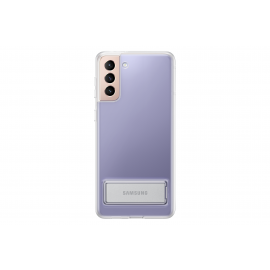 Samsung Clear Standing Cover Galaxy S21 Plus - Transparent (EF-JG996CTEGWW)