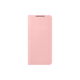 Samsung Led View Cover Galaxy S21 Plus - Pink (EF-NG996PPEGEE)