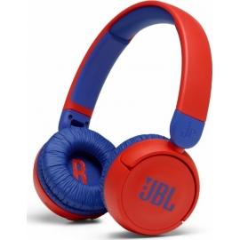 JBL Wireless Headphones JR310 For Kids - Red (JBLJR310BTRED)