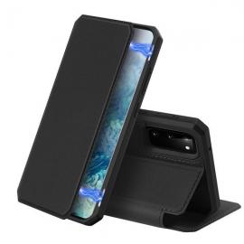 DuxDucis Skin X Bookcase Samsung Galaxy S20 - Black