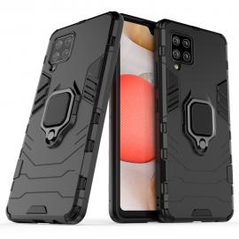 OEM Ring Kickstand Armor Samsung Galaxy A42 - Black