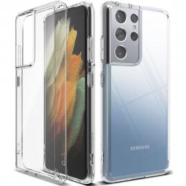 Ringke Fusion Samsung Galaxy S21 Ultra - Clear