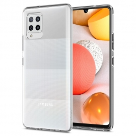 Spigen Liquid Crystal Case Samsung Galaxy A42 5G - Clear (ACS02114)