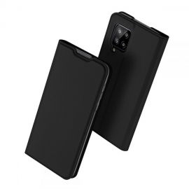 DuxDucis SkinPro Bookcase Samsung Galaxy A42 5G - Black