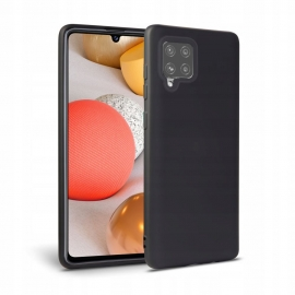 Tech-Protect Icon TPU Case Samsung Galaxy A42 5G - Black