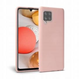 Tech-Protect Icon TPU Case Samsung Galaxy A42 5G - Pink