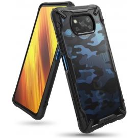 Ringke Fusion-X Xiaomi Poco X3 NFC - Camo Black