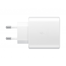 Samsung Fast Travel Charger 45W Type-C To Type C - White (EP-TA845XWEGWW)