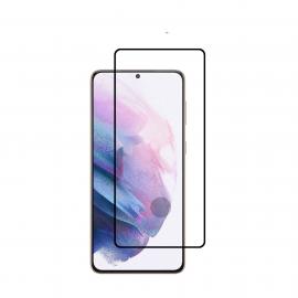 Vivid Full Face Tempered Glass Samsung Galaxy S21 Plus - Black (VITEMP159BK)