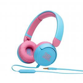 JBL Headphones JR310 For Kids - Blue (JBLJR310BLU)