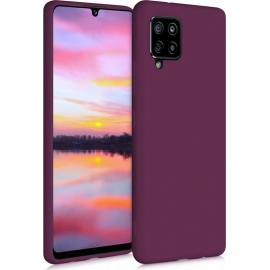 KW TPU Silicone Case Samsung Galaxy A42 5G - Bordeaux Violet (53804.187)